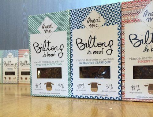 Dites bonjour à nos nouvelles petites boîtes !