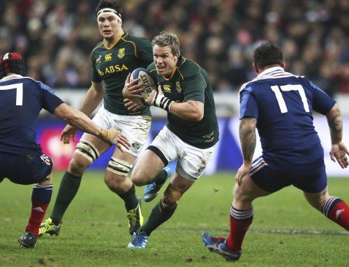Le rugby, partenaire officiel du biltong