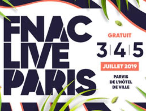 Meat Me partenaire du fnac live 2019